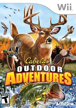 Cabelas Outdoor Adventures 2010 - Wii - Used