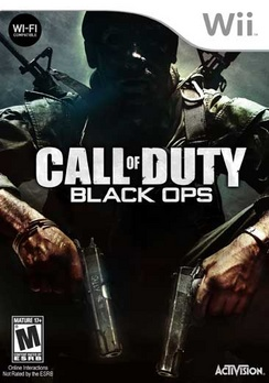Call Of Duty: Black Ops - Wii - Used