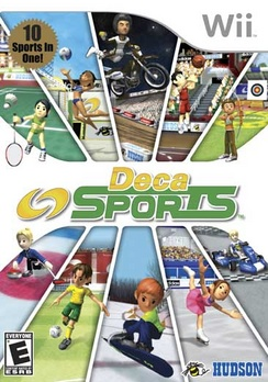 Deca Sports - Wii - Used