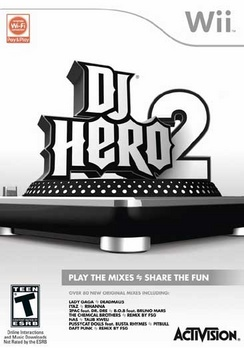 DJ Hero 2 (sw) - Wii - Used