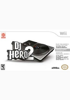 DJ Hero 2 Bundle - Wii - Used