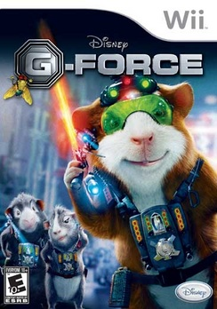 G-Force - Wii - Used