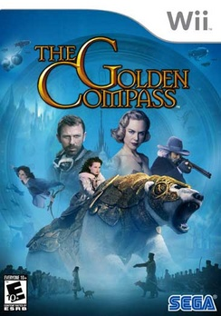 Golden Compass - Wii - Used