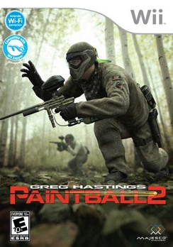 Greg Hastings Paintball 2 - Wii - Used