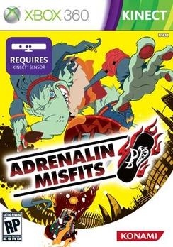 Adrenalin Misfits - XBOX 360 - Used