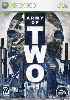 Army Of Two - XBOX 360 - Used