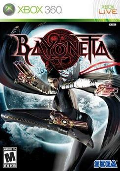 Bayonetta - XBOX 360 - Used
