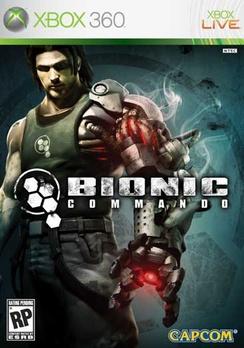Bionic Commando - XBOX 360 - Used