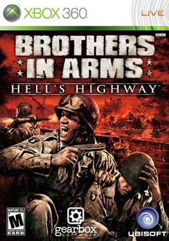 Brothers In Arms Hells Highway - XBOX 360 - Used