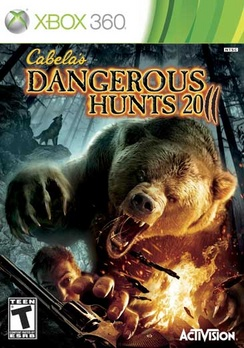 Cabelas Dangerous Hunts 2011 - XBOX 360 - Used