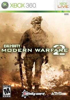 Call Of Duty: Modern Warfare 2 - XBOX 360 - Used