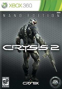 Crysis 2 - XBOX 360 - Used