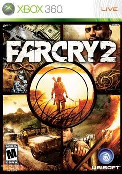 Far Cry 2 - XBOX 360 - Used