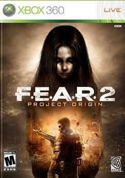Fear 2:Project Origin - XBOX 360 - Used