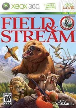Field & Stream: Outdoorsman Challenge - XBOX 360 - Used
