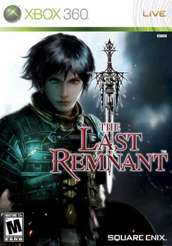 Last Remnant - XBOX 360 - Used