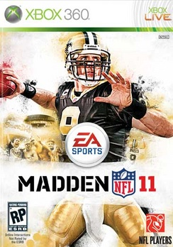 Madden NFL 11 - XBOX 360 - Used