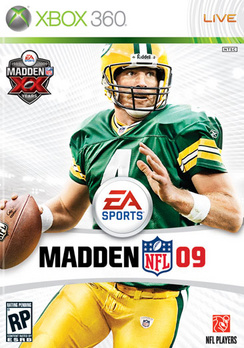 Madden NFL 2009 - XBOX 360 - Used