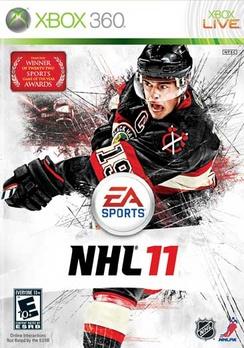 NHL 11 - XBOX 360 - Used