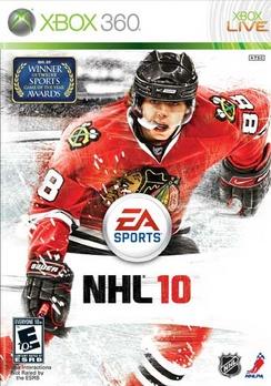 NHL 2010 - XBOX 360 - Used