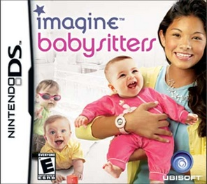 Imagine Babysitters - DS - Used