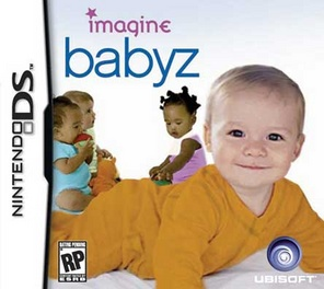 Imagine Babyz - DS - Used