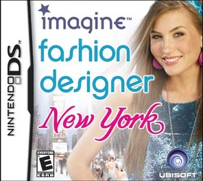 Imagine Fashion Designer New York - DS - Used