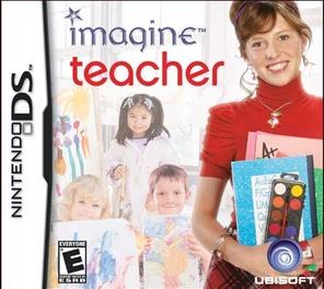 Imagine Teacher - DS - Used