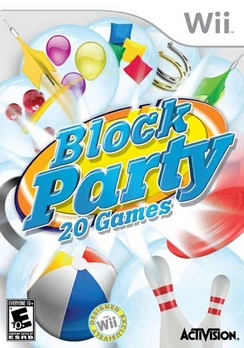 Block Party - Wii - Used