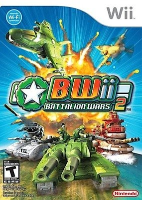 Battalion Wars 2 - Wii - Used