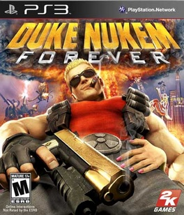 Duke Nukem Forever - PS3 - Used