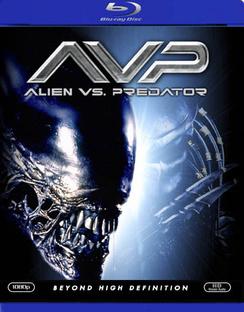 Alien Vs. Predator - Blu-ray - Used