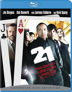21 - Blu-ray - Used