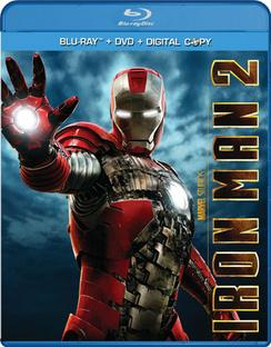 Iron Man 2 - Blu-ray - Used