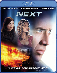 Next - Blu-ray - Used
