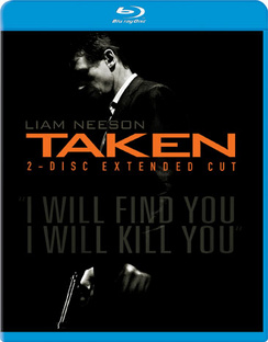 Taken - Blu-ray - Used