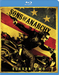Sons of Anarchy: Season Two - Blu-ray - Used