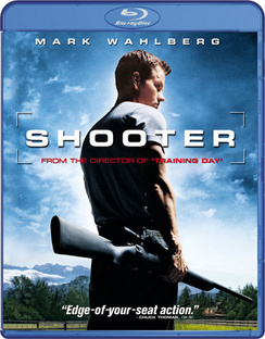 Shooter - Blu-ray - Used