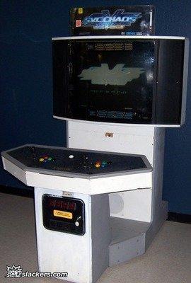 SNK v. Capcom Chaos Arcade