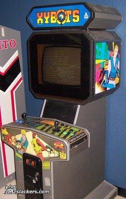 Xybots Arcade