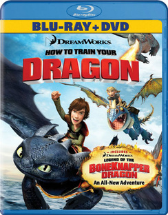 How to Train Your Dragon - DVD + Blu-ray - used