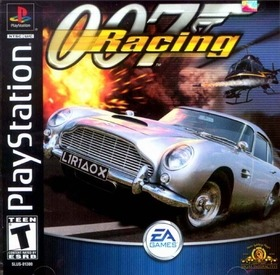 007 Racing - PlayStation - Used