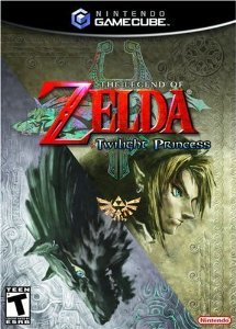 The Legend of Zelda: Twilight Princess - Gamecube - Used