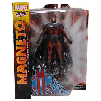 Marvel Select Magneto Figure