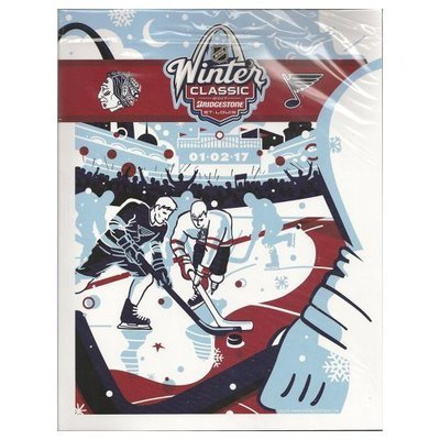 2017 Winter Classic Program (Cover 01) - New