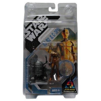 Star Wars Celebration IV - Ralph McQuarrie Concept R2-D2 & C-3PO