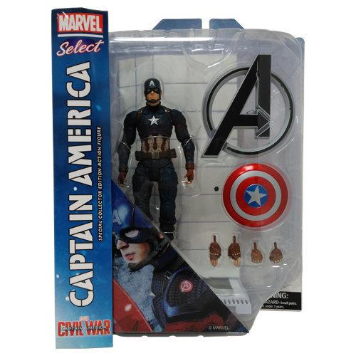 Marvel Select Captain America (Civil War)