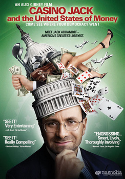 Casino Jack and the United States of Mon - DVD - used