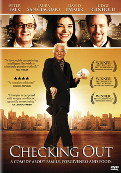 Checking Out - DVD - used