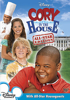 Cory in the House: All-Star Edition - DVD - used